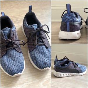 Puma Running/Walking Athletic Sneakers